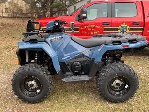 Polaris Sportsman 450 HD.